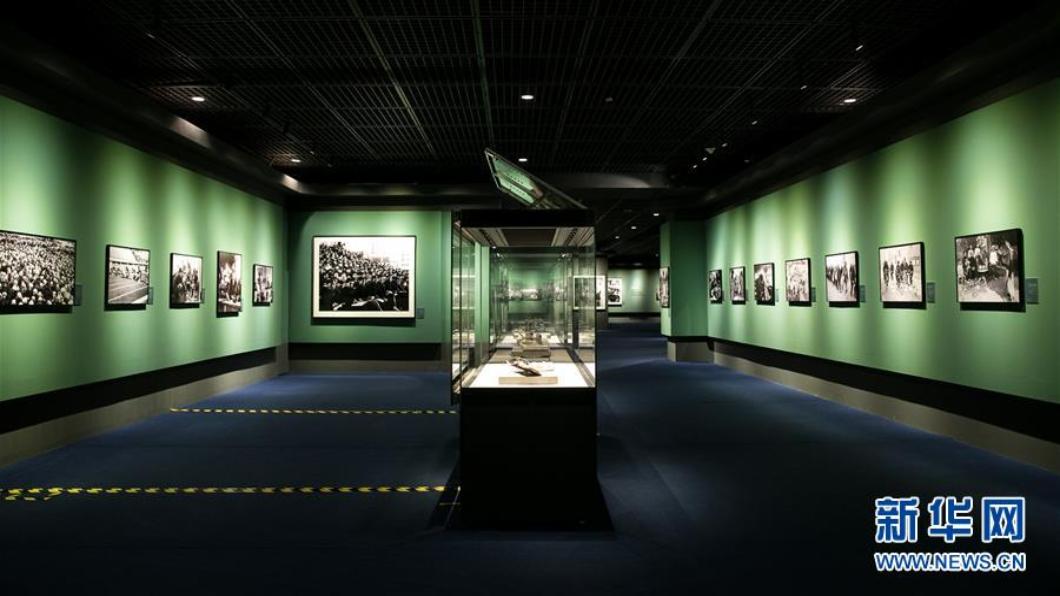 圖/新華網 大陸博物館注科技活水 參觀人數逾11億