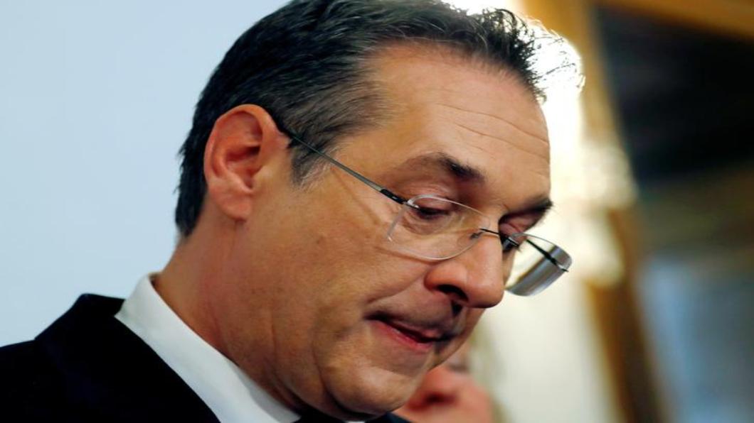 圖/達志影像路透 奧地利副總理爆通俄醜聞 國會提前大選