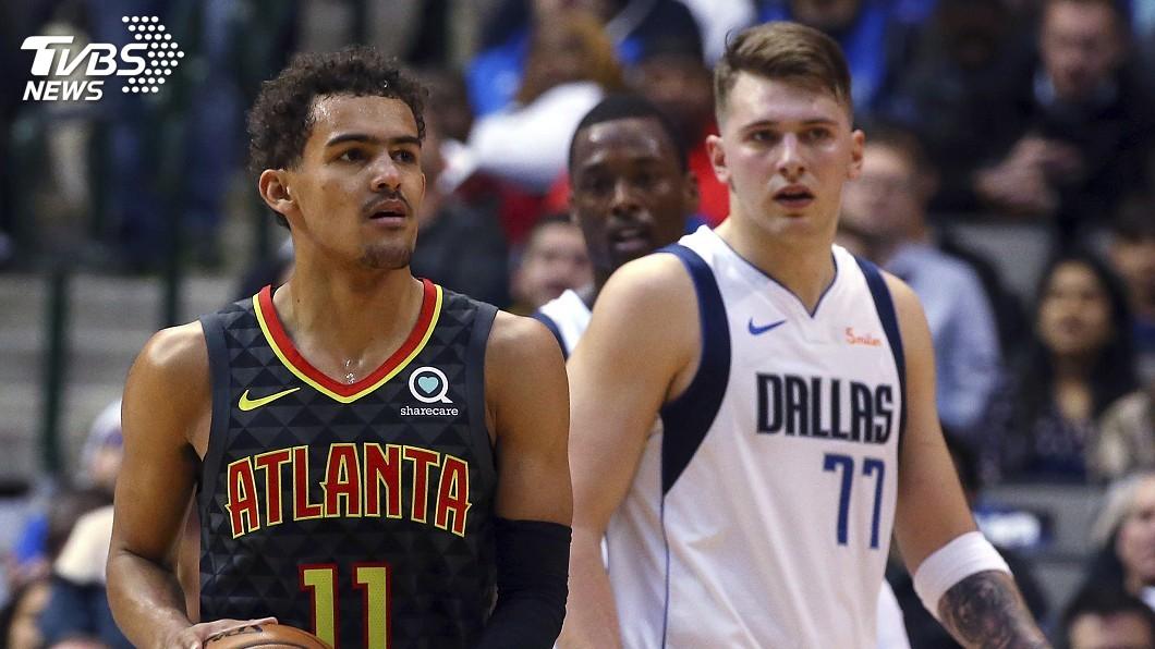 圖/達志影像美聯社 NBA年度新秀陣容出爐 唐西奇、楊恩攜手入選