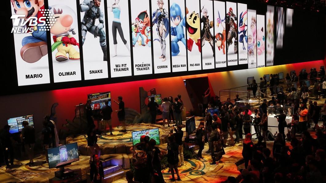 圖/達志影像美聯社 跨足電玩市場 Netflix改編影集參戰