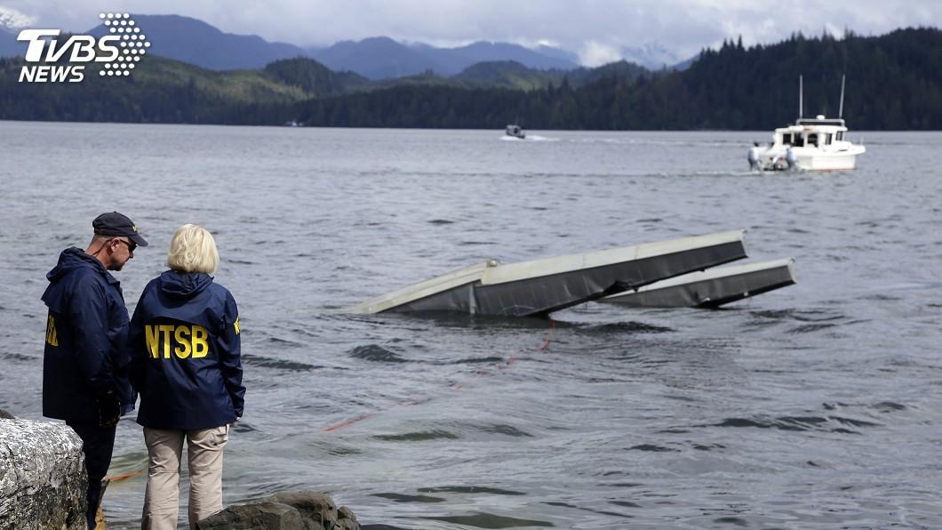 圖/達志影像美聯社 阿拉斯加州不平靜 8天3起小飛機失事