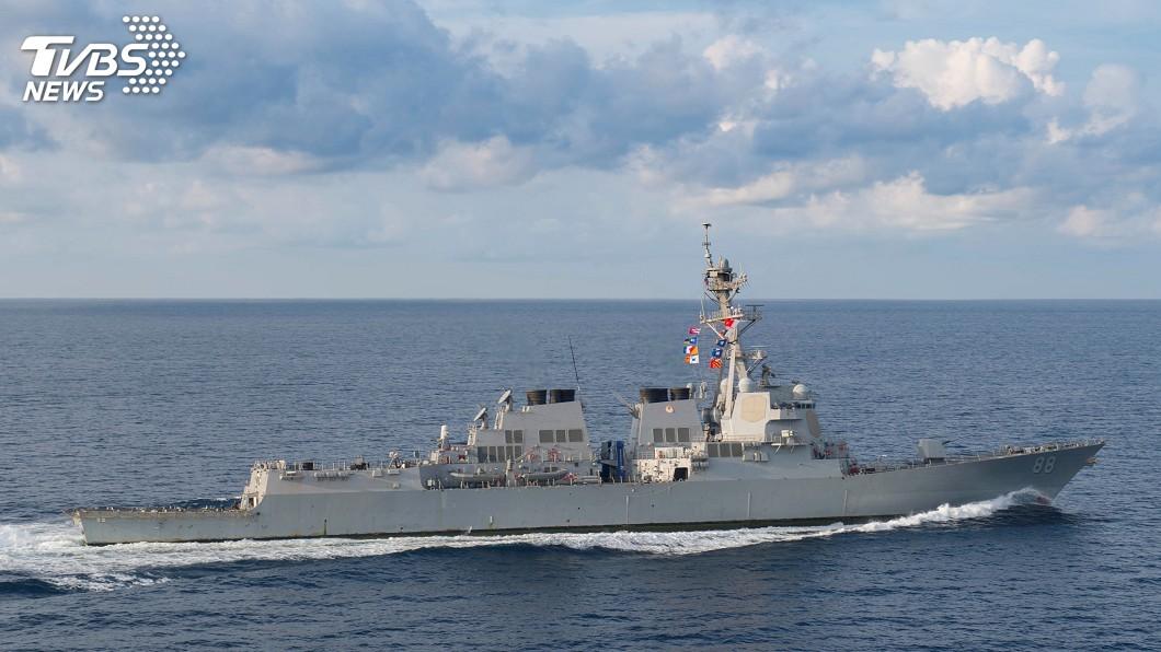 美軍:已派2軍艦通過台灣海峽