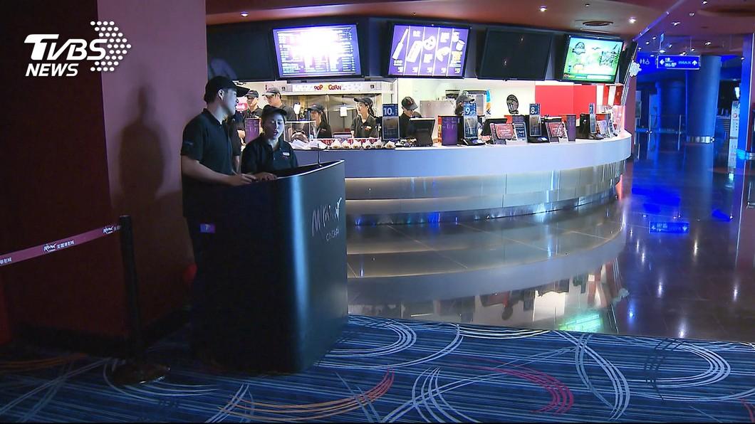 圖/TVBS 不斷更新/利奇馬來襲!電影院、百貨調整營運時間一次看