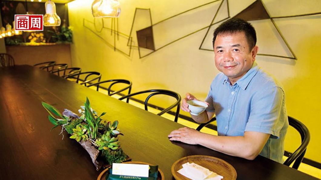 微熱山丘創辦人:許銘仁。圖/商業周刊 微熱山丘賣榴槤蛋糕 創辦人自爆「愛恨策略」
