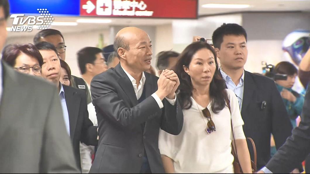 圖/TVBS資料照 「2月就想選總統」黃光芹預告今起 連環爆韓國瑜秘辛