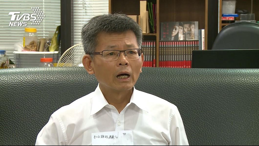 圖/TVBS 國民黨14日議決開除陳宏昌 並將查楊秋興案