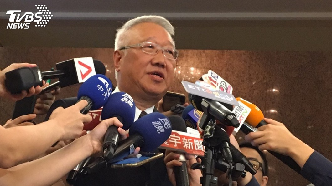 圖/中央社 貿易戰衝擊 郭台強:電子五哥擬部分產線回台