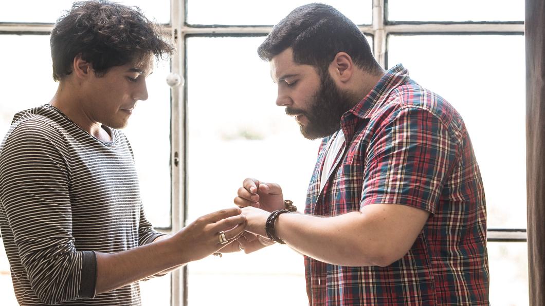 圖/東昊影業提供  歐盟28國.義大利搭末班車 法認同志伴侶