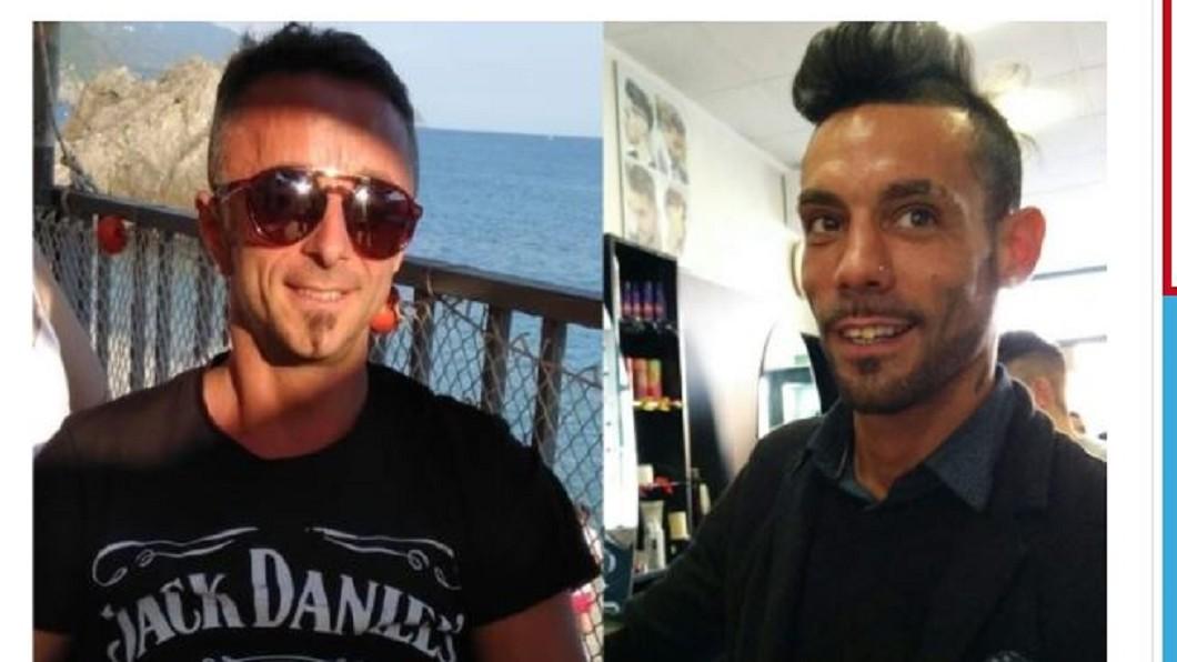 義大利2名男子因飆車釀出意外。圖/翻攝自reggionline