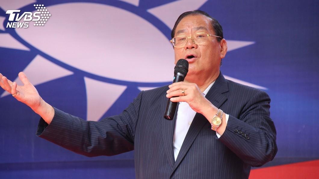 圖/中央社 境管屆滿 國民黨將由曾永權率團參加海峽論壇