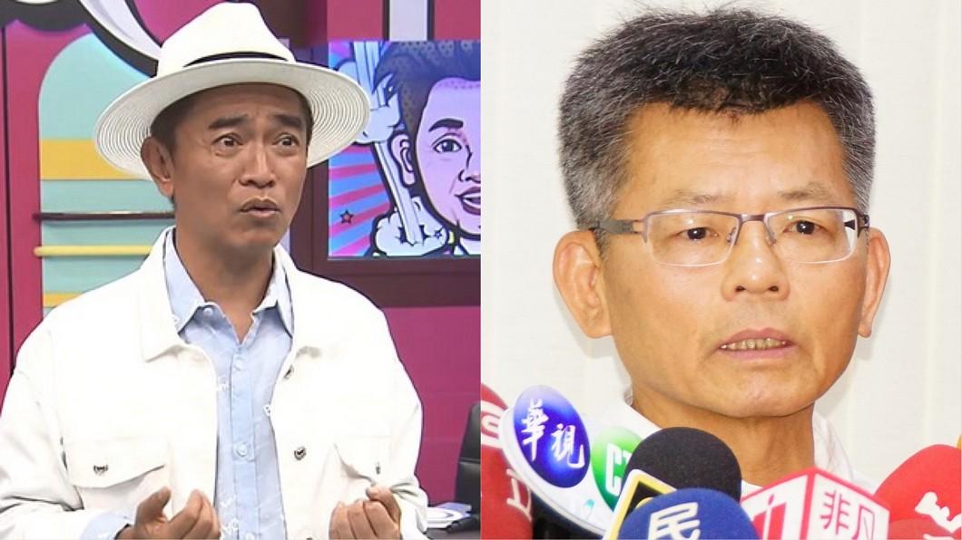 圖/TVBS、中央社 砲轟楊秋興「你哪位?」 吳宗憲籲韓國瑜:找回快樂