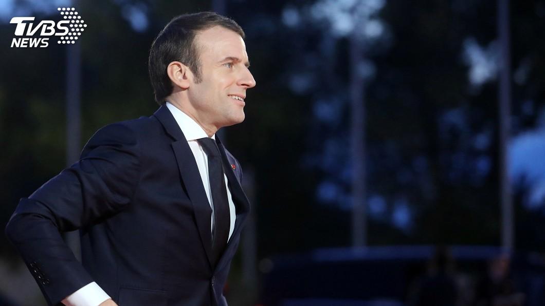 圖/達志影像路透社 歐洲議會選舉 法國極右派挾民意進逼馬克洪