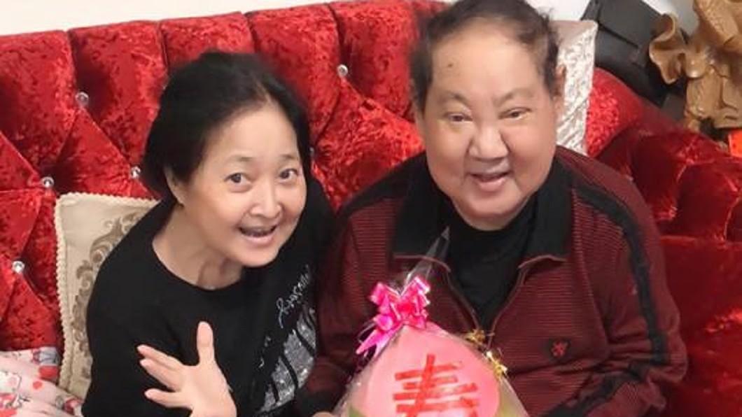 圖/翻攝自林耿平臉書 馬如龍肺腺癌病逝 醫:「常被誤認感冒」7成發現已晚期