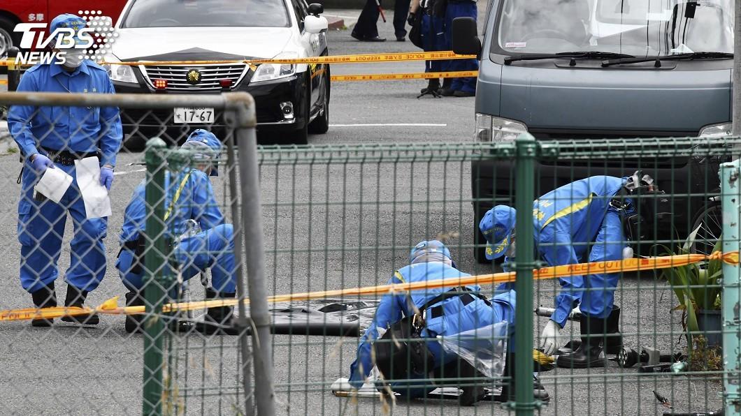 圖/達志影像美聯社 日川崎市一男持刀狂砍路人 19傷3人無生命跡象