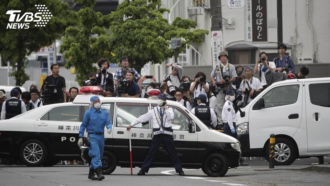 圖/達志影像美聯社 日本川崎隨機殺人16傷2死 嫌犯自裁身亡