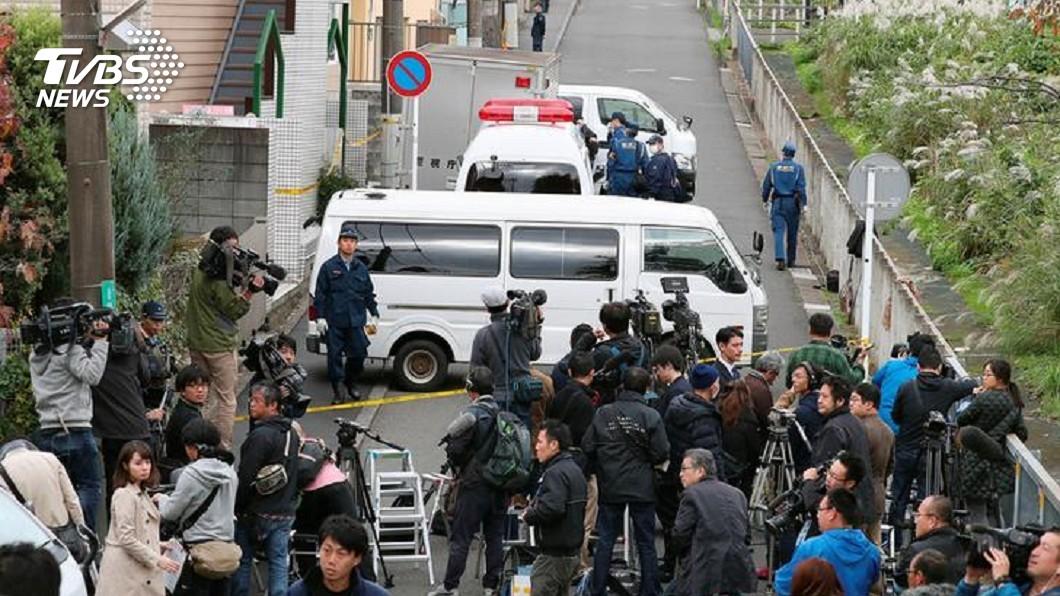 圖/達志影像路透社 日隨機殺人20死傷 學童等校車突遭亂砍
