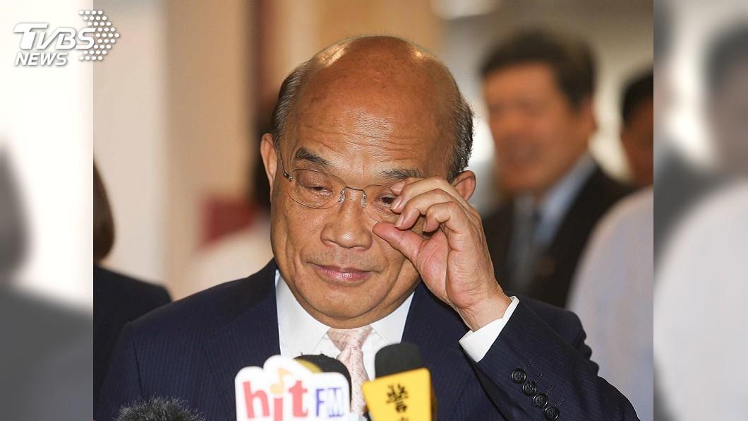 圖/中央社 韓指「再有登革熱算你的」 蘇回嗆:市長他當,責任我扛
