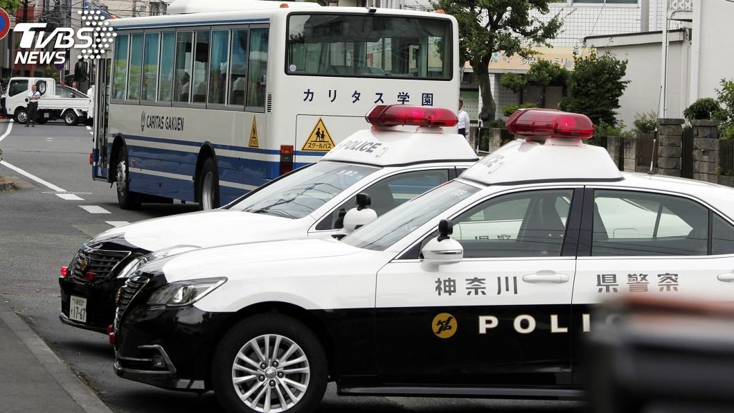 圖/達志影像美聯社 日本川崎隨機砍人案 警搜嫌犯寓所查扣若干物品