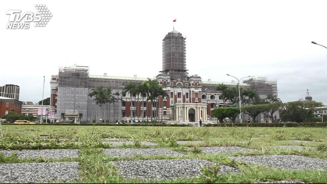 圖/TVBS資料照 小英推「總統府住一晚」 他曝:裡面超陰森嚇死人