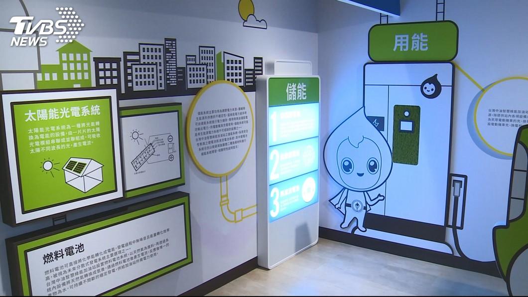 圖/TVBS 加入互動科技 石油探索館全新開幕