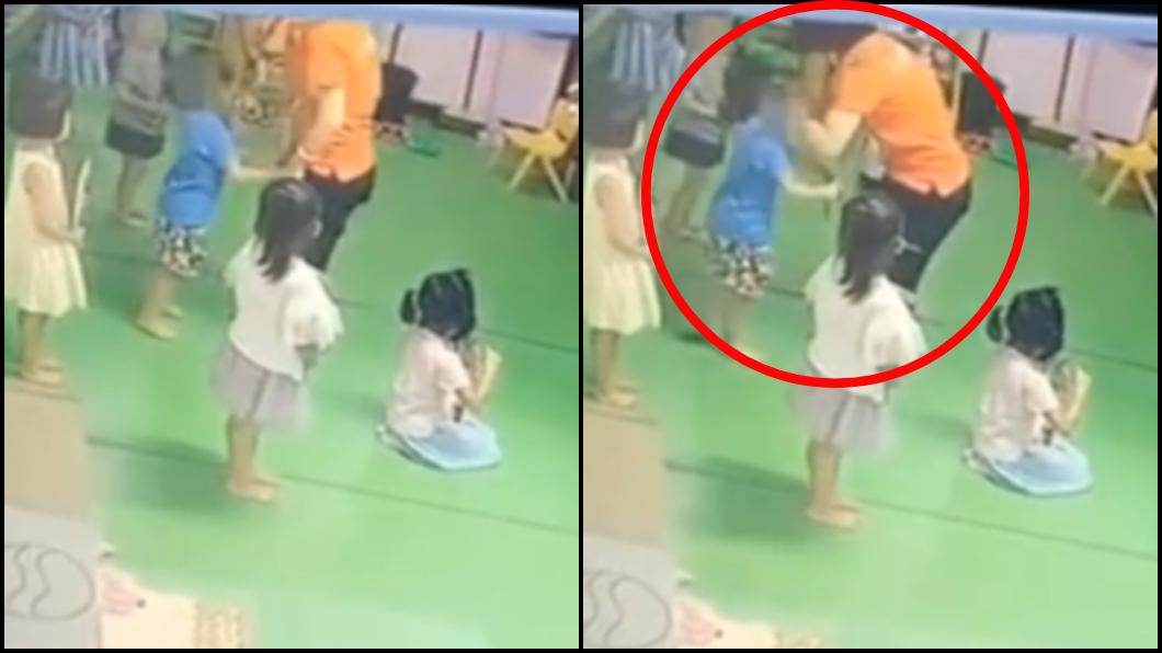 示意圖/TVBS 女童遭擰耳「離地」縫6針 幼稚園:老師很專業純屬意外