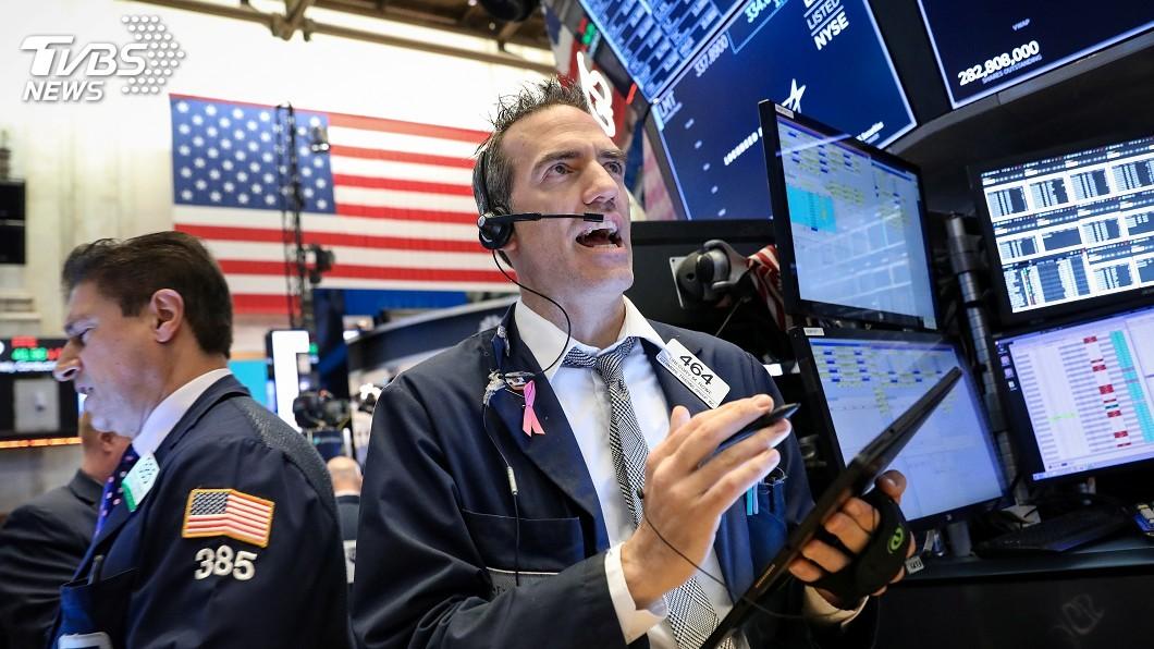 圖/達志影像路透社 貿易爭端與通俄門特檢談話影響買氣 美股收黑