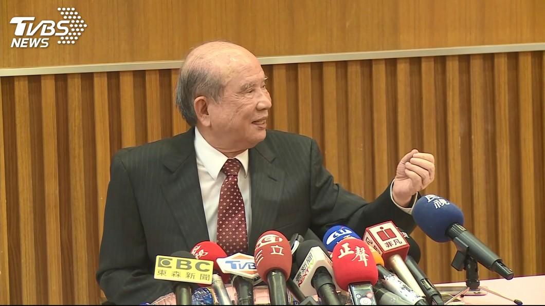 圖/TVBS 網友指楊秋興當義联「食客」 林義守告誹謗