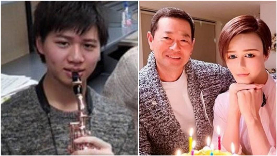 Matt(右)最近和父親桑田真澄的合照,已經完全看不出來是父子了。合成圖/翻攝mynews23、mattkuwata_official2018 IG