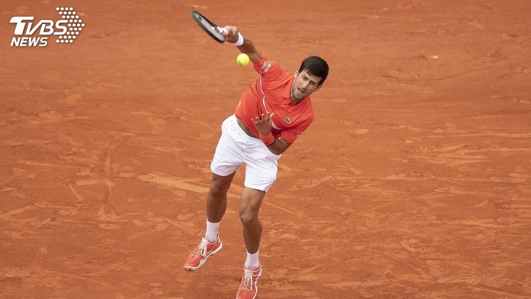 圖/達志影像路透社 法國網球公開賽 喬帥、小威闖進第3輪