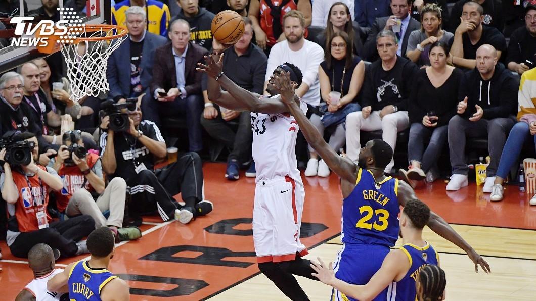 圖/達志影像路透社 8年苦練熬出頭 NBA暴龍西雅坎為亡父圓夢