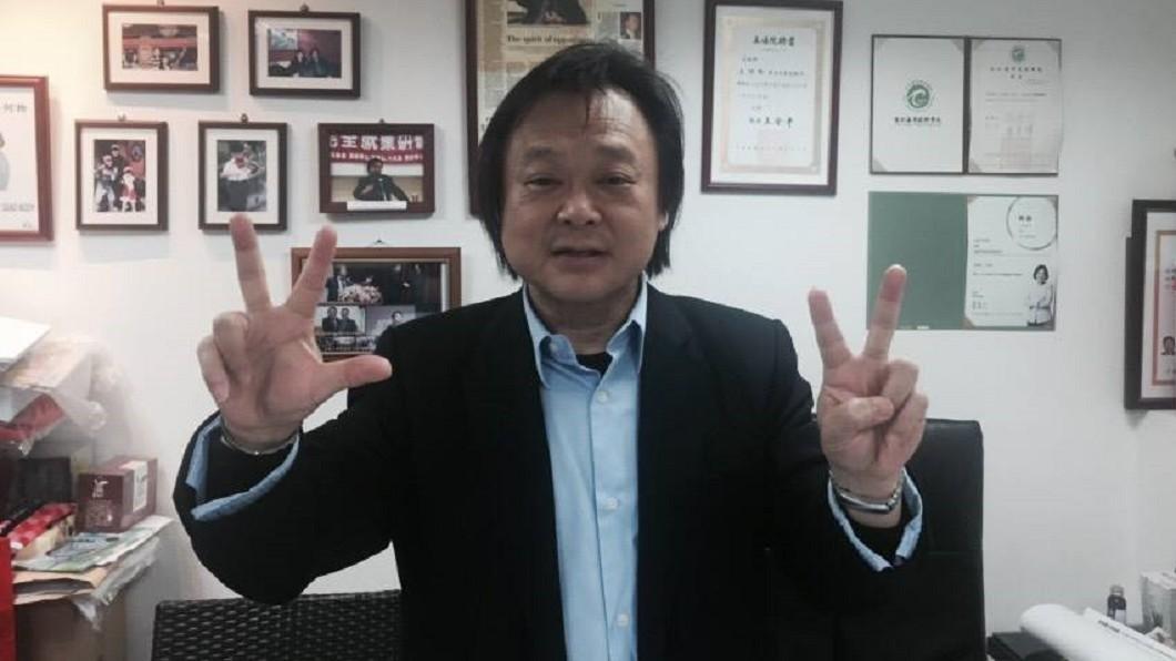 「台美恰吉串联就这么简单!」王世坚传破天荒为鬼娃宣传 - TVBS新闻 -20190601075348-33a897fa