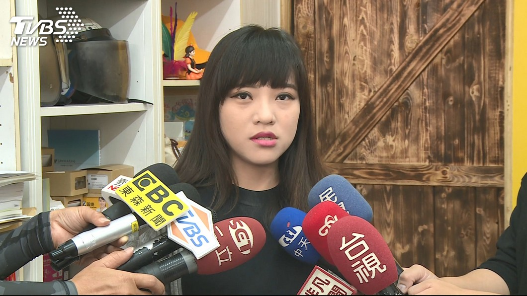 圖/TVBS資料畫面 民眾發動罷免連署 黃捷:尊重公民權利