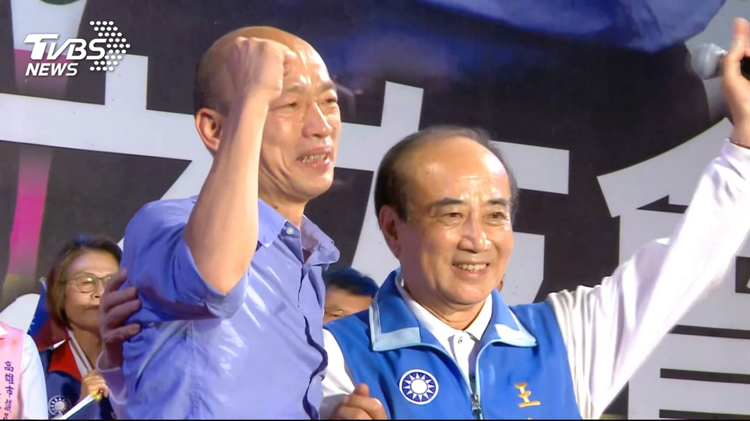 圖/TVBS資料畫面 為王金平抱屈!韓選後態度變了? 他爆料:連聲感謝都沒