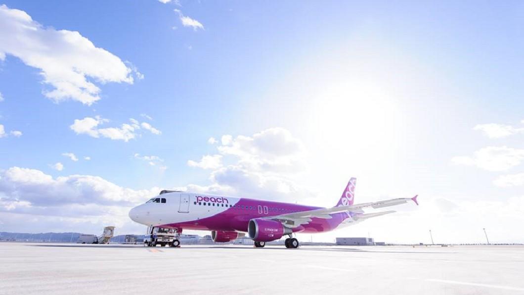 圖/翻攝自Peach Aviation[Taiwan]臉書 快搶機票!樂桃香草攜手推夏季促銷 「最低688元起」