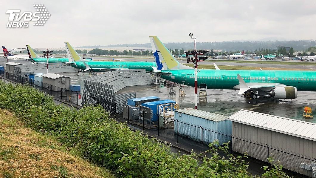 圖/達志影像路透社 波音737 MAX零件恐有瑕疵 美將要求10日內汰換