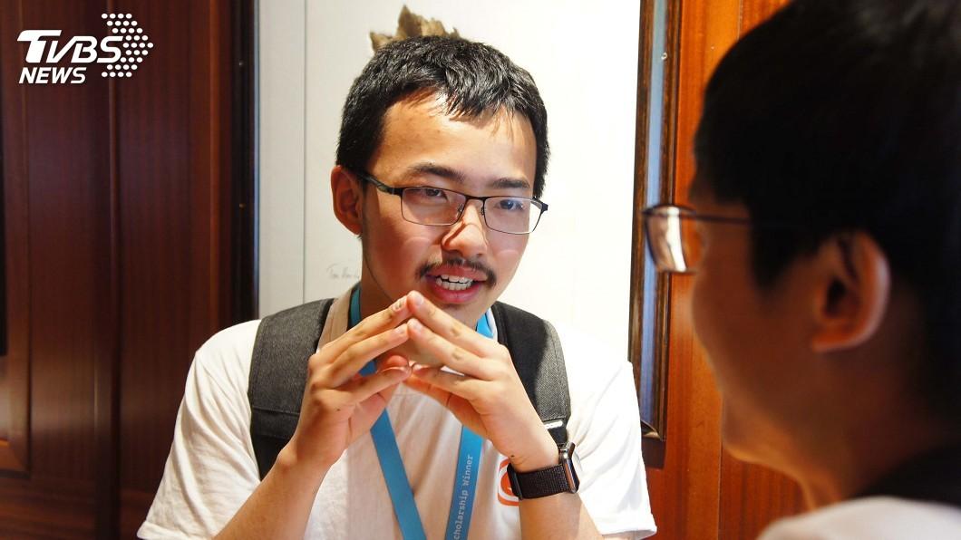 圖/中央社 大中華區最年輕得主!15歲果粉寫程式獲WWDC獎學金