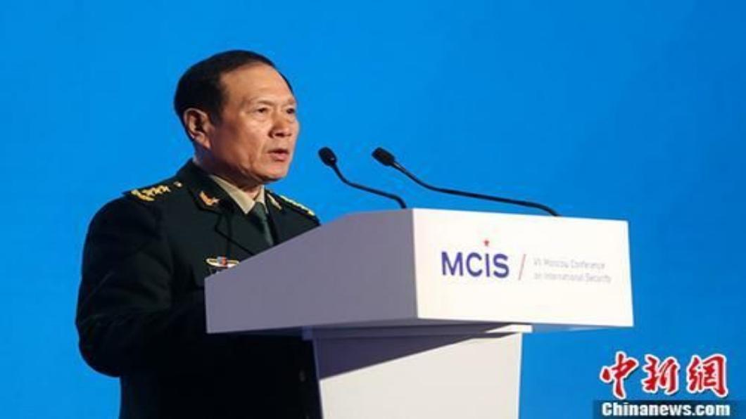 圖/中新網 「六四」敏感話題 大陸國防部長:平亂有理