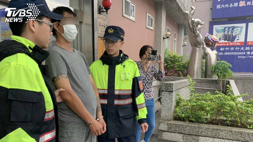 (圖/中央社資料照) 新竹弒父棄屍案家人求判死刑 男嗆:殺他剛好而已