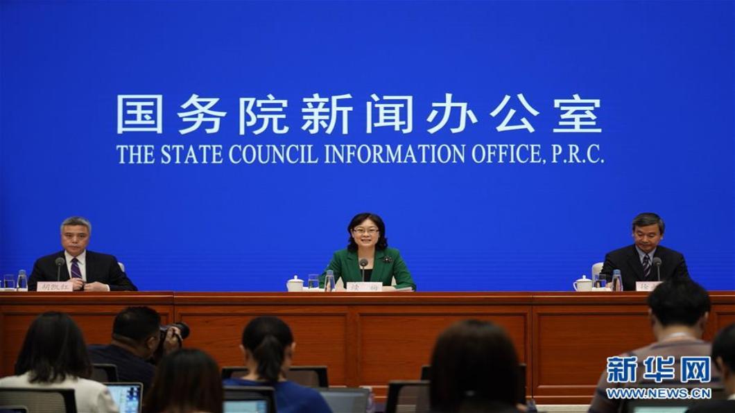 圖/新華網 貿戰下收緊美簽 陸生.學者赴美加審社群帳號