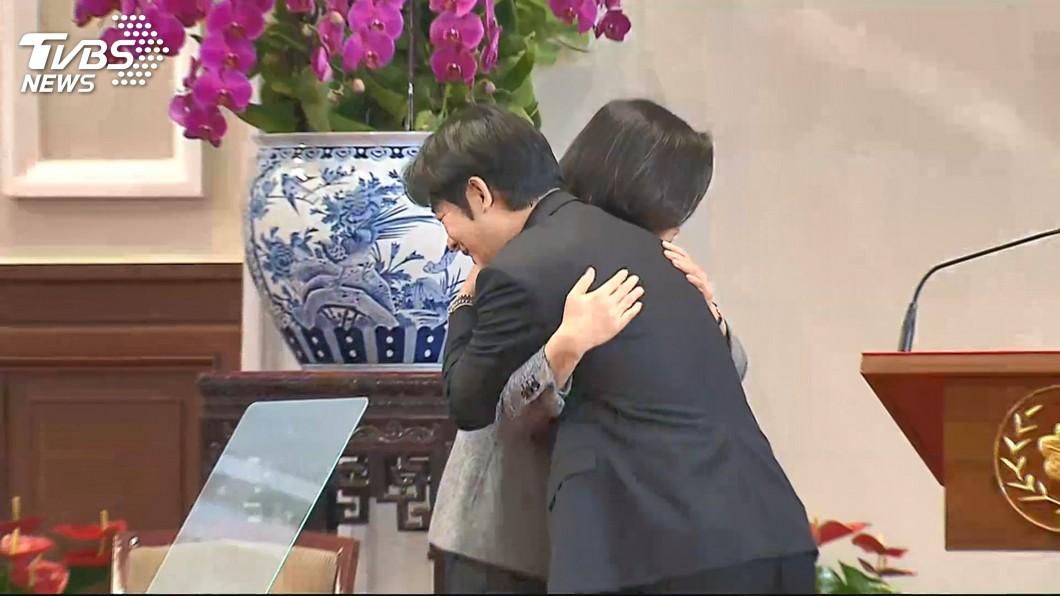 圖/TVBS 民進黨內整合下一步? 卓榮泰:盡快安排蔡賴會