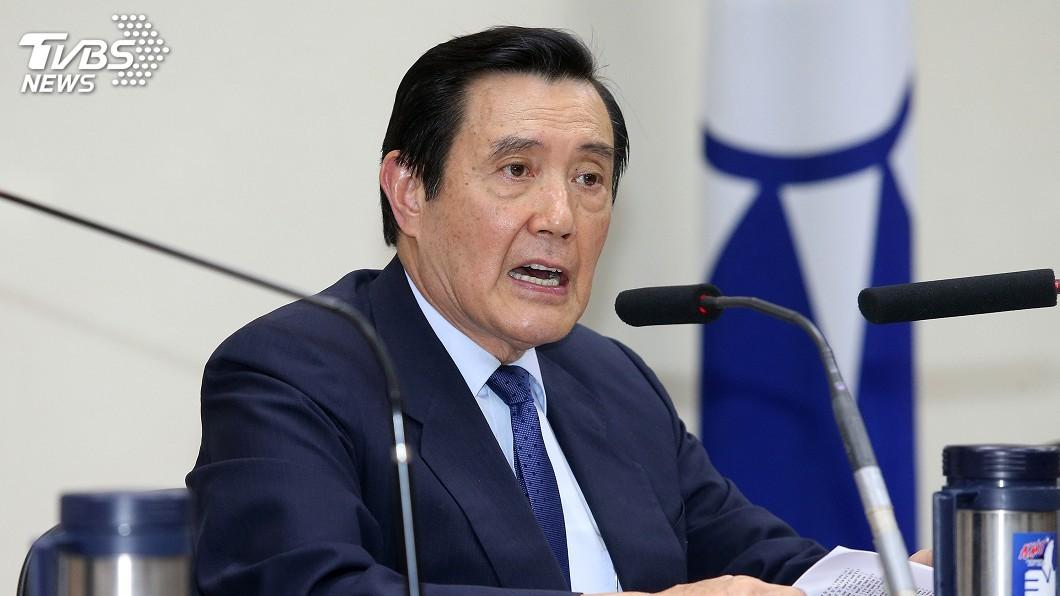圖/中央社 國民黨多人角逐總統 馬英九:密切在觀察中