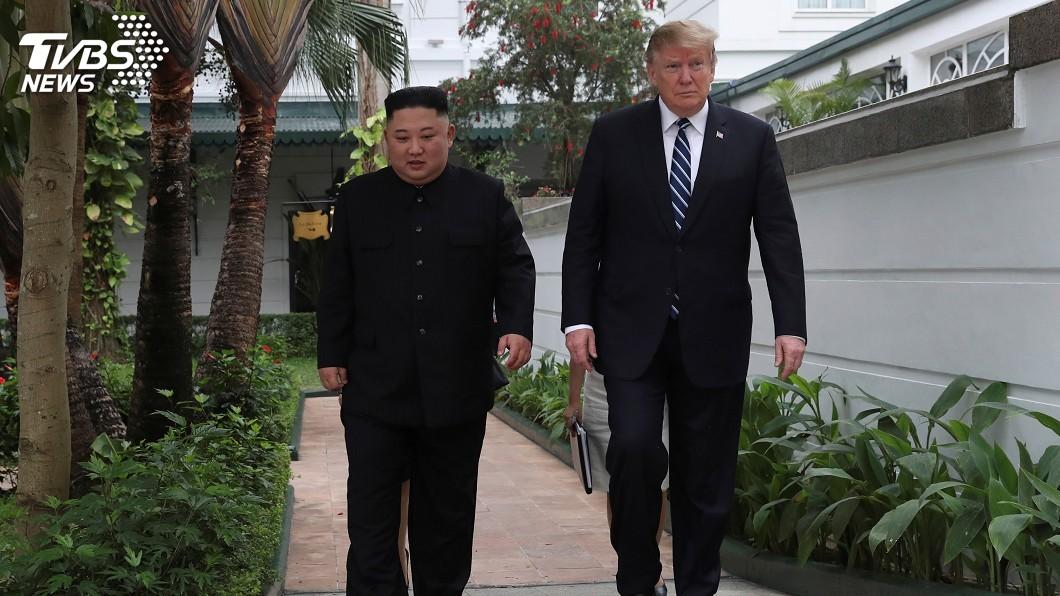 圖/達志影像路透社 北韓揚言「耐心有限」 川金新加坡峰會協議恐成廢紙
