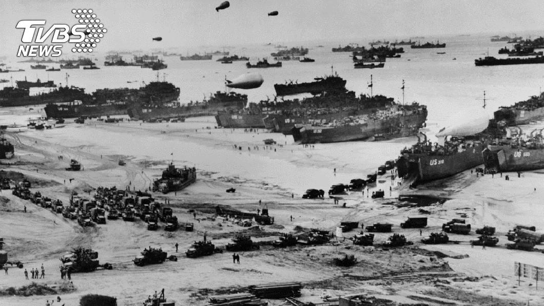 示意圖/TVBS 紀念D-Day 75週年! 從諾曼第登陸學英文