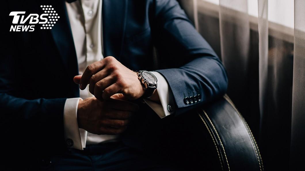有人認為手錶反映個人品味及地位。示意圖/TVBS