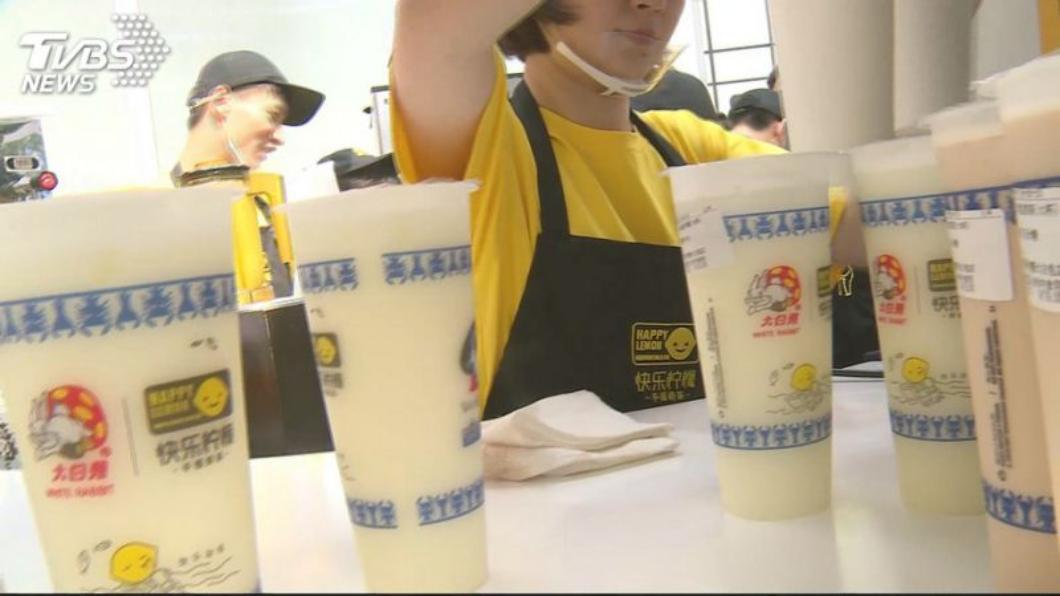圖/TVBS 「吃」出市場! 大陸零食年銷售額2兆RMB
