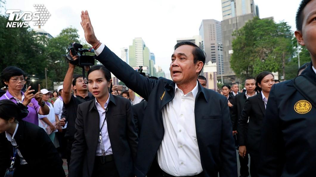 圖/達志影像路透社 帕拉育續任泰國總理 政經考驗多沒有蜜月期