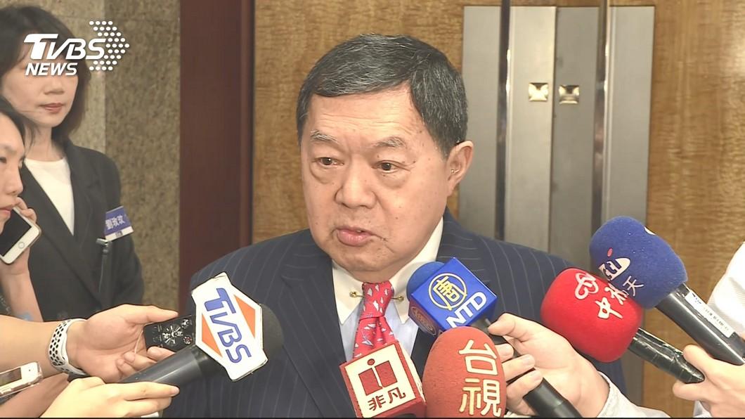 圖/TVBS 徐旭東:喜不喜歡核能一回事 要讓台商不缺電