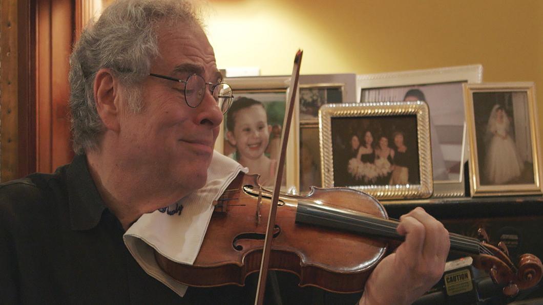 圖/ 翻面映畫提供 「辛德勒名單」扣人心弦 小提琴大師傳經典
