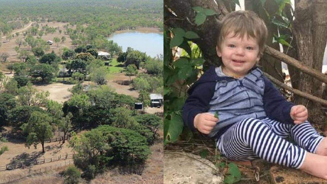 圖/翻攝自每日郵報 住大農場度假!2歲男童卻突失蹤 3天後詭異陳屍水塔