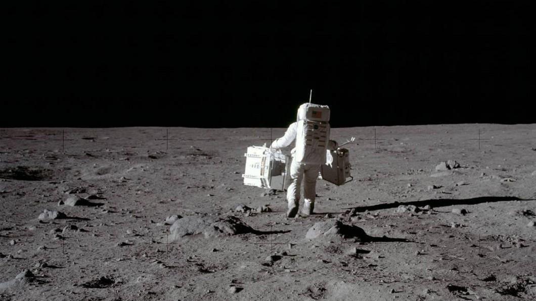圖/截自NASA臉書 川普稱「月球是火星的一部分」 狠批NASA浪費錢